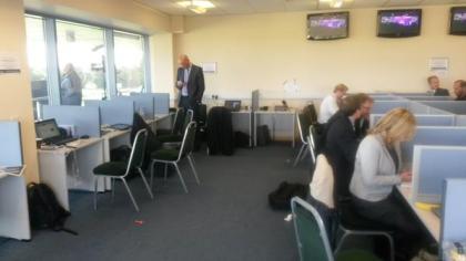 Media Room - UKIP 2015 Conference