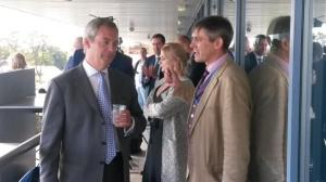 Nigel Farage - UKIP Conference 2015 - Doncaster