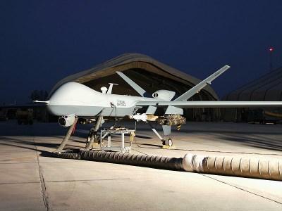 RAF - Reaper Drone - Britain - UK - 2