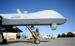 RAF - Reaper Drone - Britain - UK