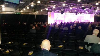 UKIP Conference Doncaster - Hall 1