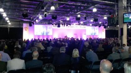 UKIP Conference Doncaster - Hall 2