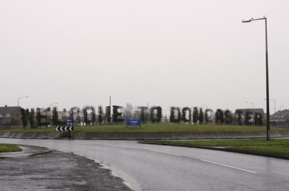 Welcome To Doncaster - Roundabout