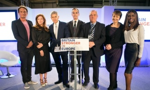 Britain Stronger in Europe - Will Straw