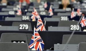 British Flags - European Parliament