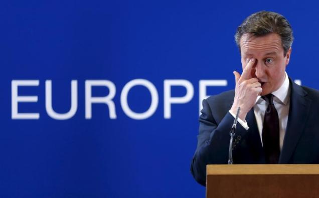 David Cameron - European Union