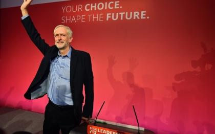 Jeremy Corbyn - Momentum
