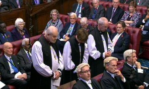 First female bishop to sit in House of Lords