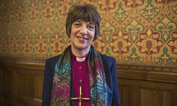 Rachel Treweek - Bishop of Gloucester - Tax Credits