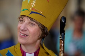 Rachel Treweek - Lord Bishop of Gloucester - Church of England - House of Lords
