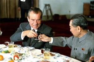 Richard Nixon - Zhou Enlai - Nixon In China