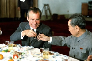 Richard Nixon - Zhou Enlai - Nixon In China