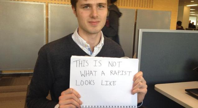 Sexual Consent Class - George Lawlor - This Is Not What A Rapist Looks Like