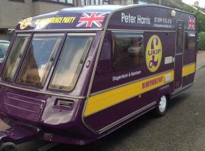 UKIP Caravan
