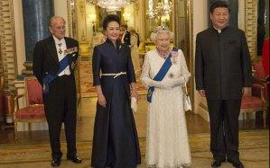 Xi Jinping - State Visit - Britain