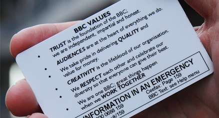 BBC Values - Impartiality