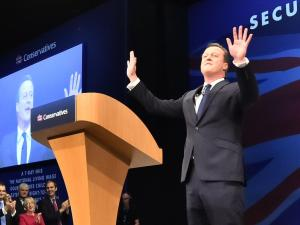 David Cameron - Centrist