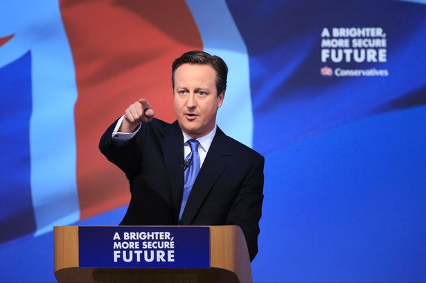 David Cameron - What Do The Conservatives Tories Stand For In The Age Of Jeremy Corbyn