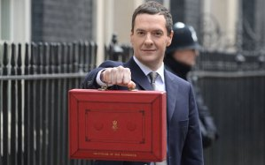George Osborne - Chancellor of the Exchequer - Budget