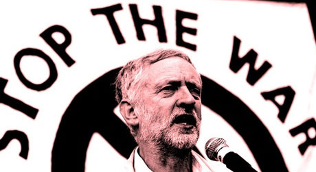 Jeremy Corbyn - Stop the War - Anti American