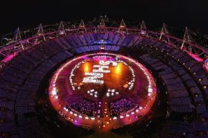 NHS Worship - London Olympic Games 1