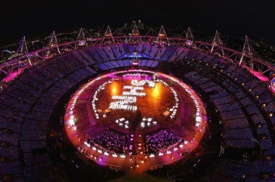NHS Worship - London Olympic Games 1