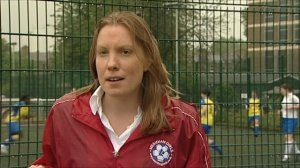 Tracey Crouch - Sports Minister
