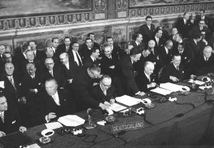 Treaty of Rome - Signing - European Union