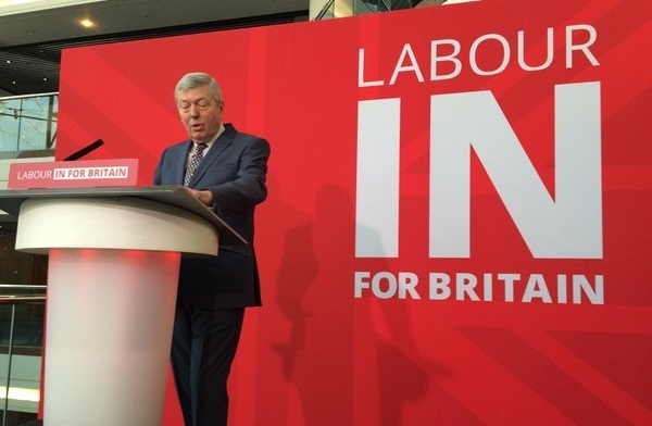 Alan Johnson - Labour In for Britain