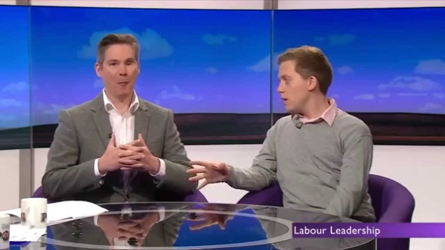 Dan Hodges - Owen Jones - Labour Party