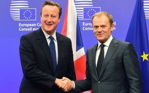 David Cameron - Donald Tusk - EU Renegotiation - European Union - Brexit