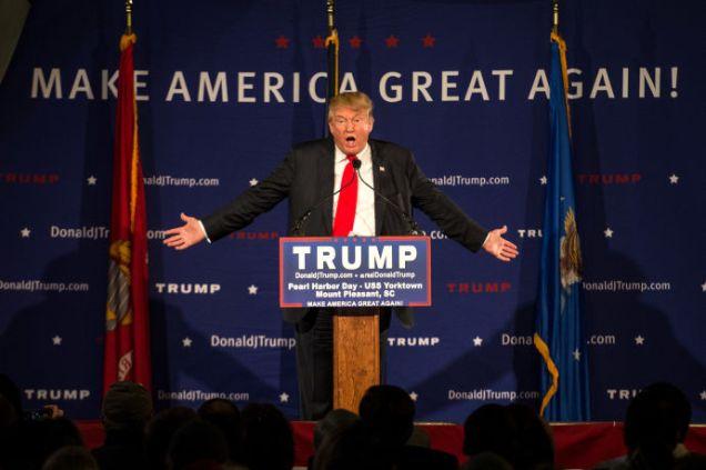 Donald Trump - Muslims - Islamophobia