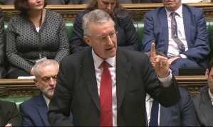 Hilary Benn - Syria Speech