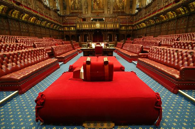 House of Lords reform - chamber