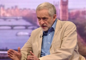 Jeremy Corbyn - Labour Party - Andrew Marr Show - BBC
