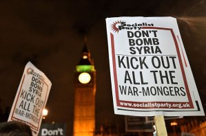 Syria Vote - Trolling - Online Abuse - MPs