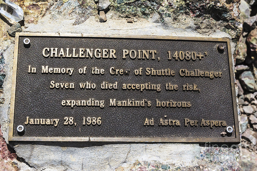 Thirty Years After Challenger, Who Now Inspires Us To Dare ...