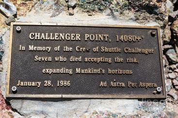 Challenger Shuttle Memorial