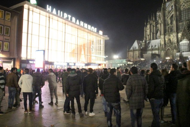 Cologne - Sexual Harrassment Abuse - Virtue Signalling