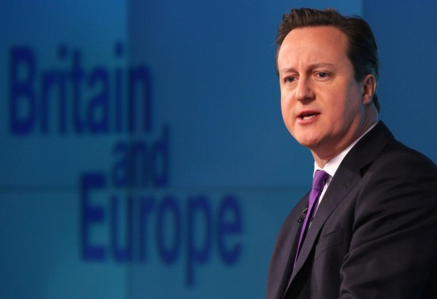 Conservative Eurosceptics - Brexit - David Cameron