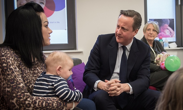 David Cameron - Parenting Classes - Plan for every stage of your life - Coke Zero Conservatism