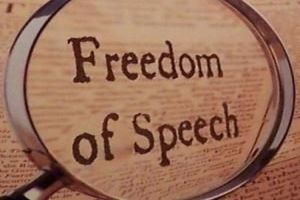 Freedom of Speech - Free Speech