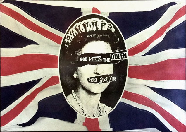 God Save The Queen - Sex Pistols - 2