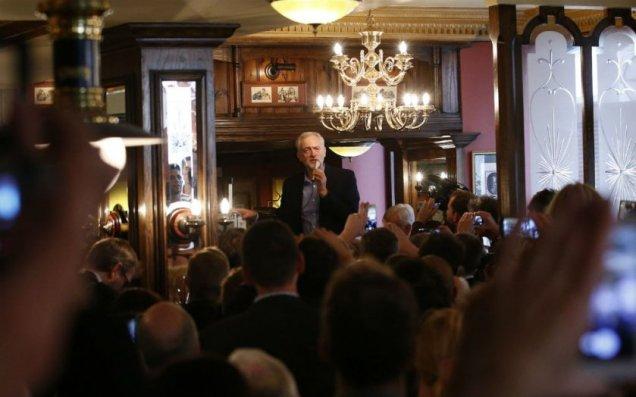 Jeremy Corbyn - Shadow Cabinet - Revenge Reshuffle