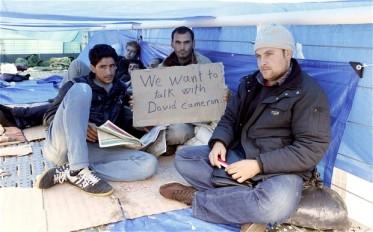 Refugees - Calais