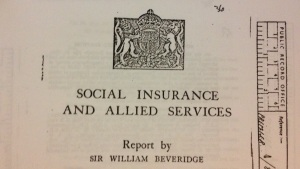 Beveridge Report - Welfare State