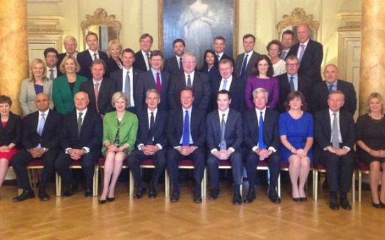 David Cameron - Conservatives - Cabinet