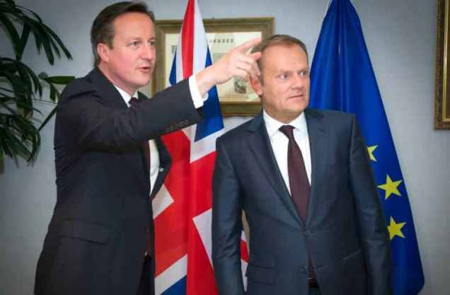 David Cameron - Donald Tusk - 2