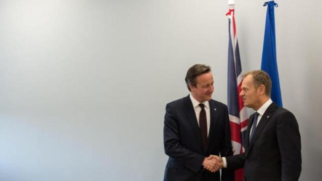 David Cameron - Donald Tusk - 3