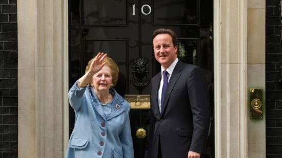 David Cameron - Margaret Thatcher - Coke Zero Conservatism